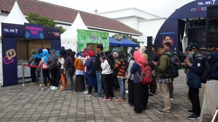 Trans7 Goes to Boyolali Hadirkan Mata Najwa On Stage: Cerita Anak Kampung, Dari Desa Mendunia