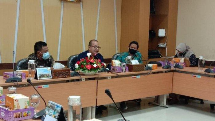 DPRD Kota Semarang Gelar Rapat Dengar Pendapat Bersama Dispora Kota Semarang