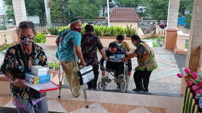 Dari KTD Hingga Tak Ada Handrail di Alun-Alun, Ini Keluhan Para Penyandang Disabilitas di Pati