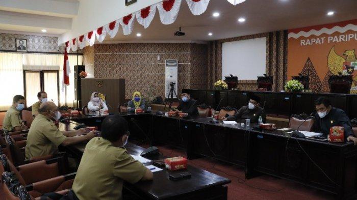 DPRD Kendal Dorong Pemkab Update DTKS per Tahun