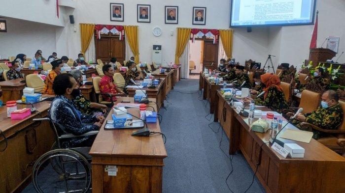 Komisi D DPRD Pati Godok Raperda tentang Penyandang Disabilitas
