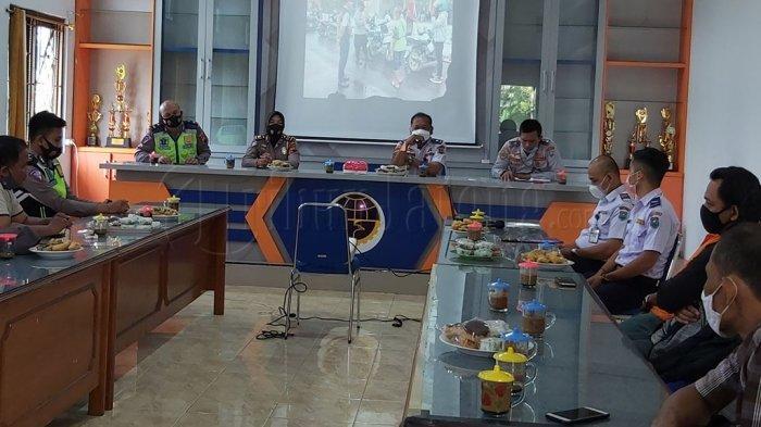 Orang Parkir Sembarangan di Jalan Pancasila Tegal Bakal Ditilang: Kita Sediakan 3 Lokasi Parkir
