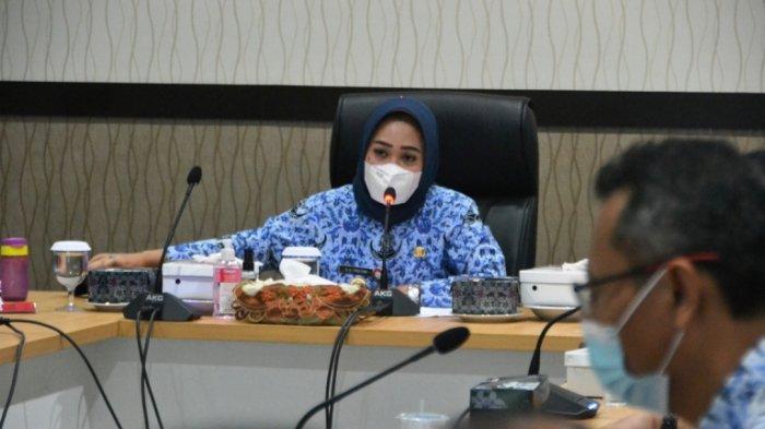 Semua Kegiatan Fisik Mulai Lelang Juni, Bupati Tiwi Minta Pimpinan OPD Rutin Jalin Komunikasi