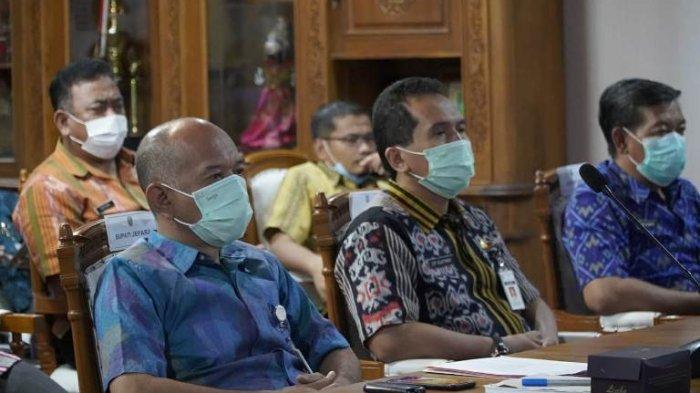 Ikuti Rakor Pemberantasan Korupsi dengan KPK, Bupati Jepara: Pemerintahan Bersih Harus Terwujud