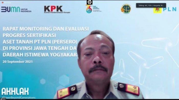 PLN Gandeng BPN dan KPK Amankan Sertifikat Tanah di Jateng dan DIY