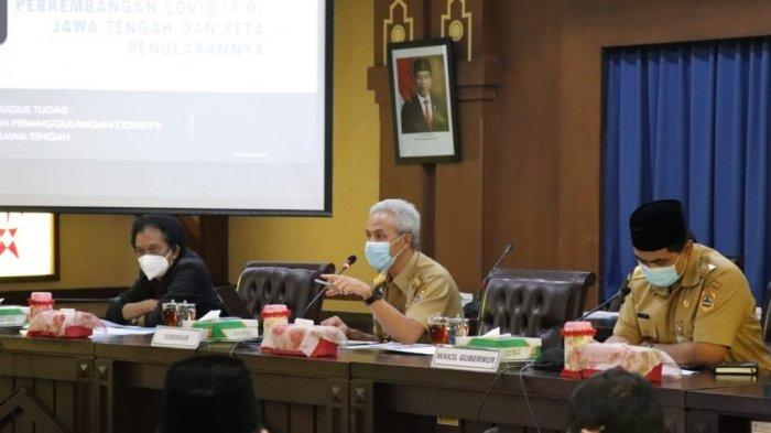 Ketua DPRD Soroti Kasus Covid-19 di Jateng Terus Meningkat: Jangan Sampai Triliunan Jadi Muspro