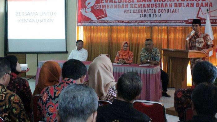 Bulan Dana Palang Merah Indonesia Boyolali Terkumpul Rp 800 Juta