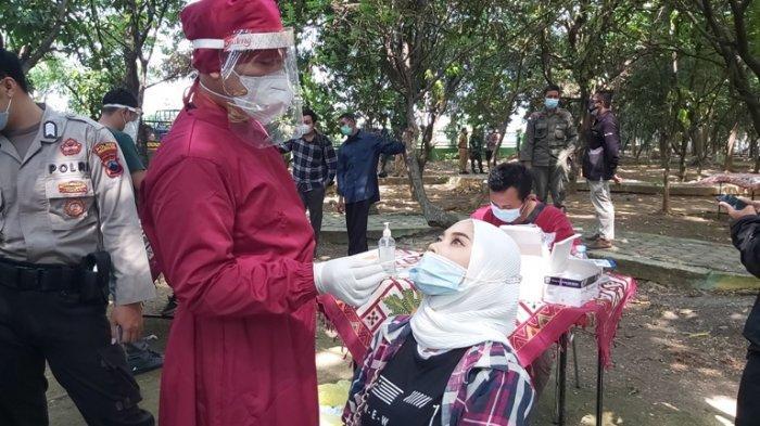Cakupan Vaksinasi Corona di Kota Pekalongan Masih 40,39 % Dosis I dan Dosis II 23,36 %