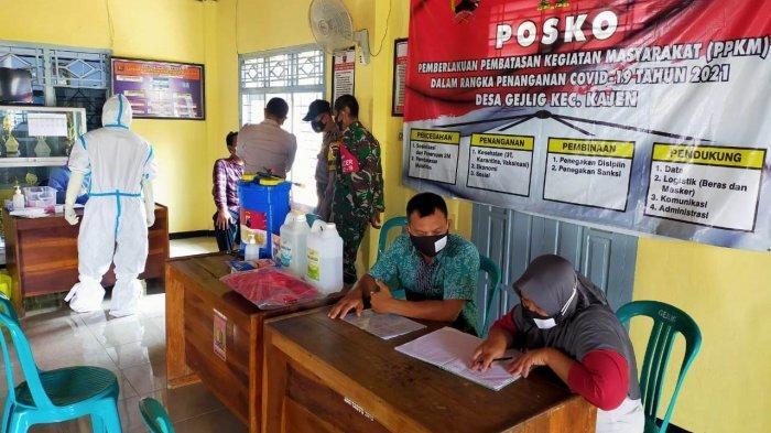 Update Jumlah Pemudik Tiap Kecamatan di Kabupaten Pekalongan, Sudah Ada 4.184 Orang