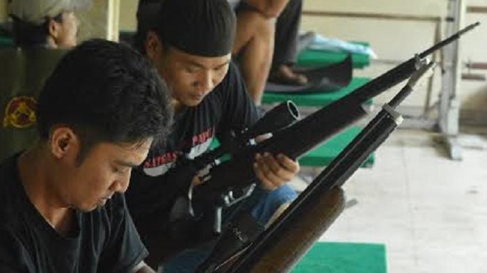BERITA FOTO: 200 Penembak Ikuti Raptor Anniversary Competition di GOR Perbakin Jatidiri