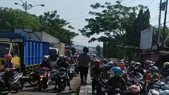 Satlantas Polres Kendal Tambah Titik Penyekatan di Perbatasan Kabupaten, 800 Kendaraan Putar Balik