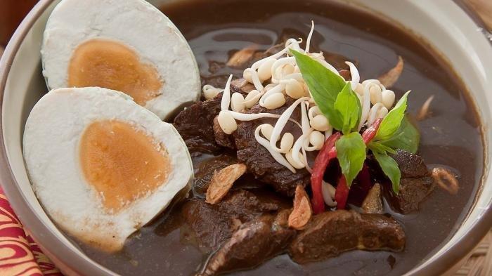 Resep Rawon Kuliner Berkuah Khas Jawa Timur yang Nikmat