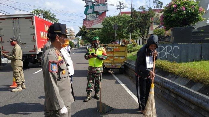 42 Warga Klaten Ngeyel Kluyuran Tak Pakai Masker, Semua KTP Ditahan