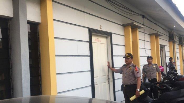 Antisipasi Pengedaran Narkoba, Polrestabes Semarang Gelar Razia di Tempat Indekos