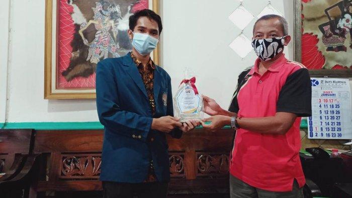 Mahasiswa Undip Semarang Ciptakan Alat Sanitizer Otomatis Berbasis Arduino