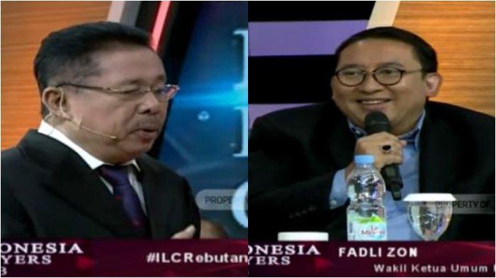 Fadli Zon Singgung Mobil Esemka, Semua Narasumber di ILC Langsung Tertawa