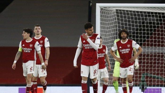 Kalah Dari Everton di Liga Inggris, Arsenal Ukir 5 Rekor Buruk Berikut Ini