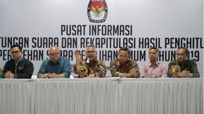 Hasil Sementara Real Count KPU Pilkada di Jateng, Ini Calon Tunggal Unggul Telak dari Kotak Kosong