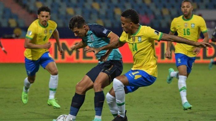 Jadwal Sepak Bola Olimpiade 2021, Laga Pembuka Mesir Vs Spanyol dan Brasil Vs Jerman