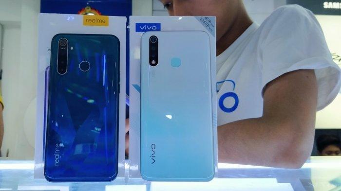 Update Harga Ponsel Vivo Januari 2020 Vivo Y12 Vivo Y15 Vivo Y17 Hingga Vivo V17 Pro Tribun Jateng