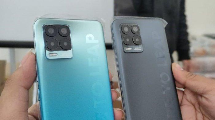 Beda Realme 8 dengan Realme 8 Pro