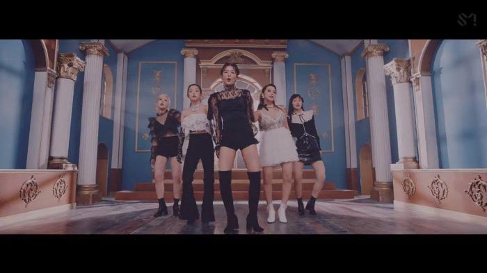 Not Angka Pianika KPOP Red Velvet Psycho Beserta Liriknya