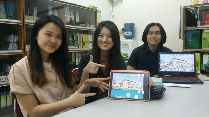 Beri Ruang Wisatawan Menikmati Tugu Muda - Lawangsewu, Mahasiswa Unika Juara Kompetisi Arsitektur