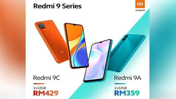 Ini Deretan HP Xiaomi Harga Rp 1 Jutaan dari Redmi 9A hingga Redmi Poco M3