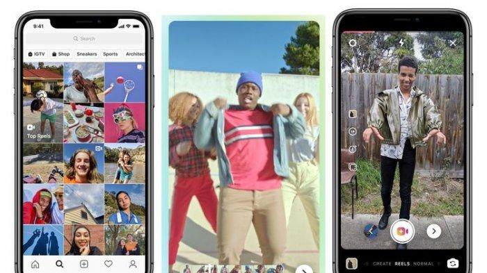 Instagram Reels Belum Muncul di HP? Lakukan 2 Langkah Ini