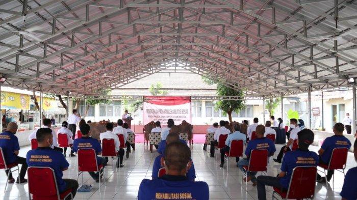 Lapas Semarang Gelar Program Rehabilitasi Sosial Bagi Narapidana Narkoba