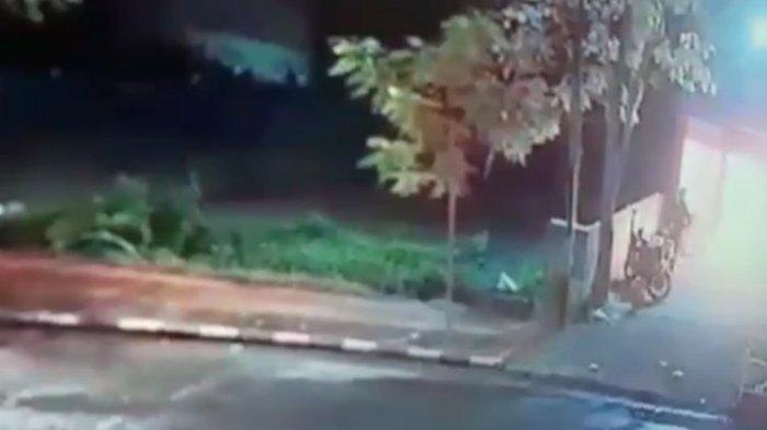 Pos Polisi Dilempar Bom Molotov, Pelaku Tinggalkan Pesan Ancaman dan Makian