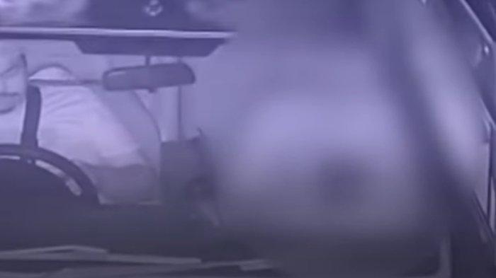 Video Kompol YC Oknum PerwiraLagi Pakai Narkoba di Mobil Viral, Pegang Alat Isap, Ini Kata Polisi