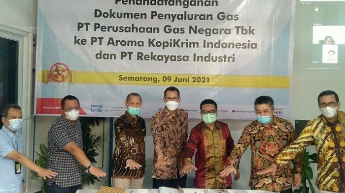 PGN dan Rekind Tandatangani Perikatan Pemanfaatan Gas, Bagian Upaya Jaga Produksi Migas Nasional