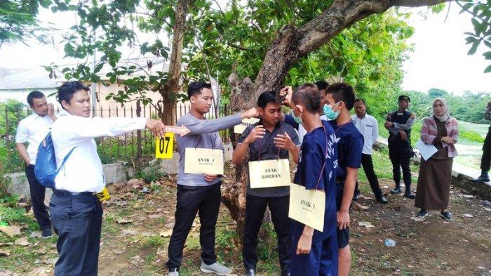 Kronologi HS Dihajar 5 Kawannya saat Nongkrong hingga Tewas, Polisi Ungkap Motifnya