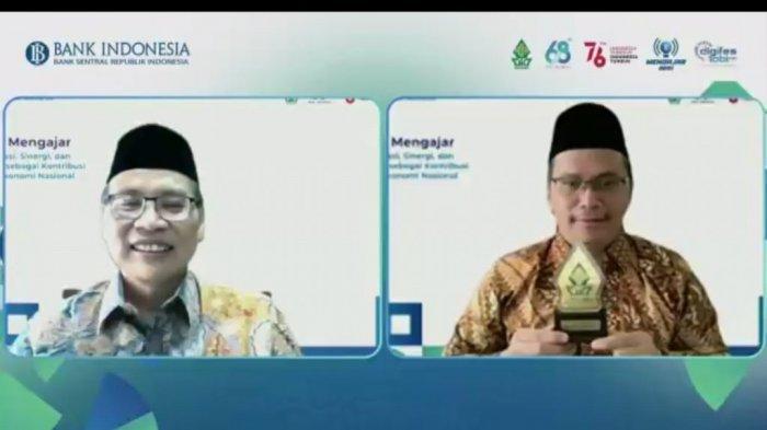 Bank Indonesia Jawa Tengah Gelar BI Mengajar di UIN Walisongo