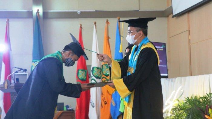 UIN Walisongo Semarang Wisuda 1.157 Mahasiswa Periode Februari 2021