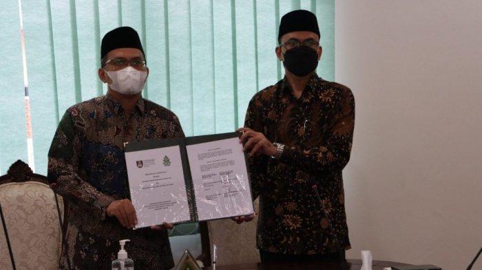 Jalin Kerjasama dengan UiTM Malaysia, UIN Walisongo Siapkan Join Class Hingga Riset Kolaborasi