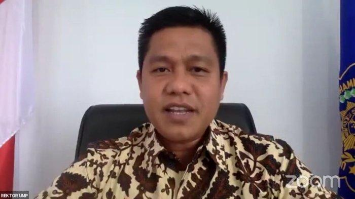Rektor UMP, Assoc Prof Dr Jebul Suroso SKep Ns MKep