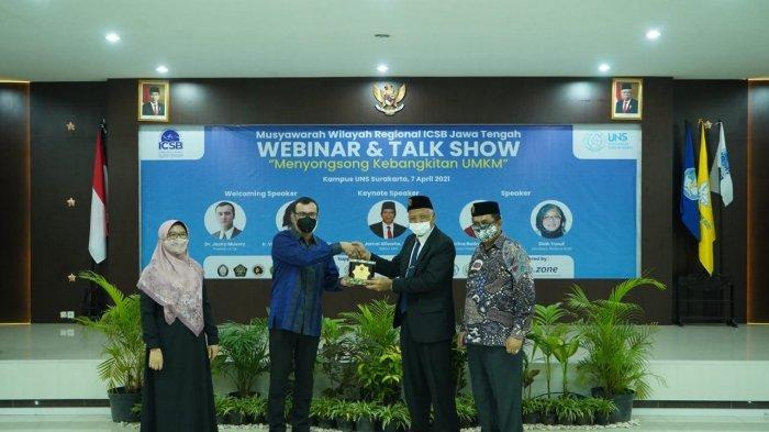 Perkuat Kemitraan, Unissula Semarang Teken MoU dengan Ariana University dan ICSB