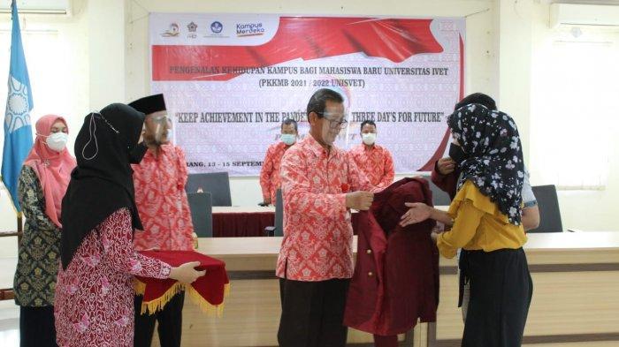 Sambut Mahasiswa Baru, Universitas Ivet Semarang Hadirkan 3 Menteri