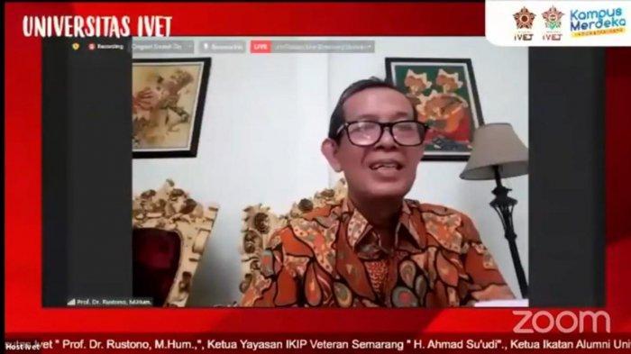 Universitas Ivet Semarang Gelar Temu Alumni Seluruh Angkatan