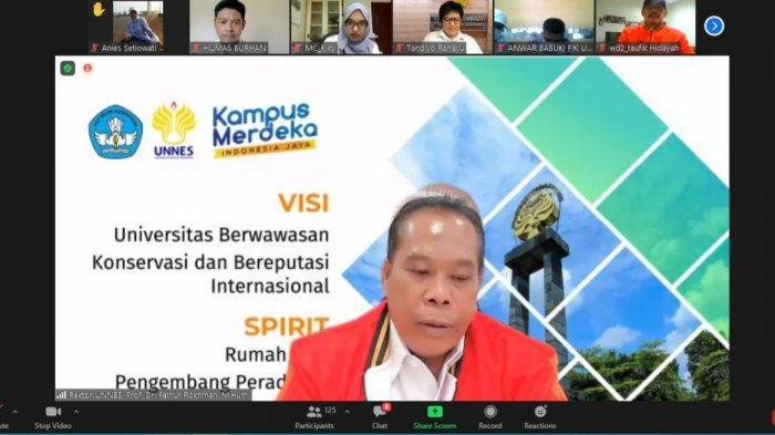 71 Mahasiswa Unnes Bela Jateng di Ajang PON XX Papua, Ada Misi Lain Selain Jadi Juara