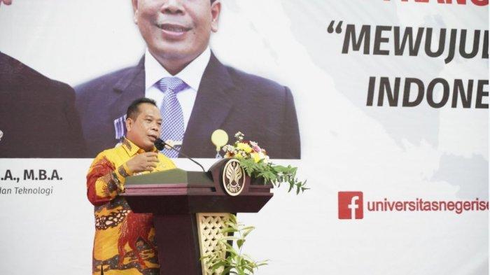 Prof Fathur Sebut Unnes Memiliki Peran Strategis dalam Mewujudkan Nilai Pancasila