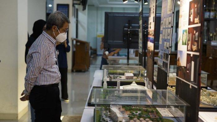 Mahasiswa Arsitektur UPGRIS Tawarkan Konsep Ramah Lingkungan pada Pameran Produk