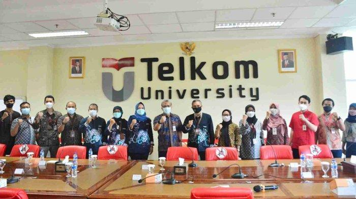 USM Semarang Benchmarking ke Telkom University Bandung