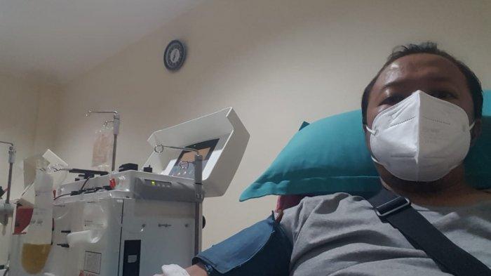 Bantu Sesama, Warga Karanganyar Bikin Paguyuban Donor Plasma