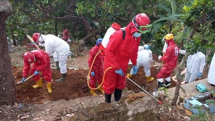 Total 469 Orang Meninggal Positif Covid-19 di Kabupaten Semarang, Bertambah 14 Orang Dalam Sepekan