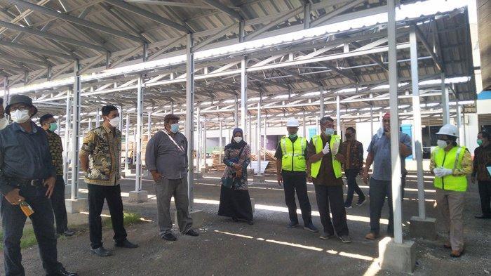 Komisi B DPRD Kendal Dorong Optimalisasi PAD dari Pasar Relokasi Weleri