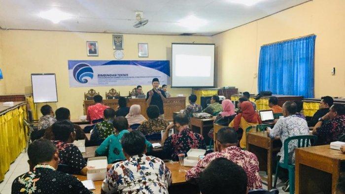45 Peserta Ikuti Pelatihan Jurnalistik Diskominfo Kabupaten Rembang