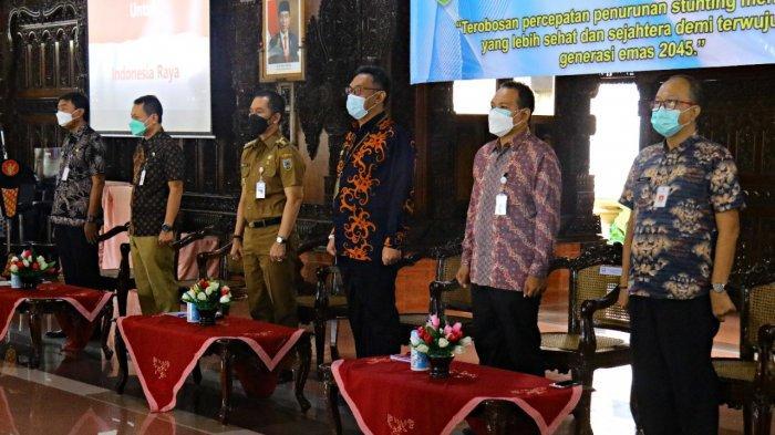 Hartopo Komitmen Tuntaskan Kasus Stunting di Kudus Hingga Nol Persen